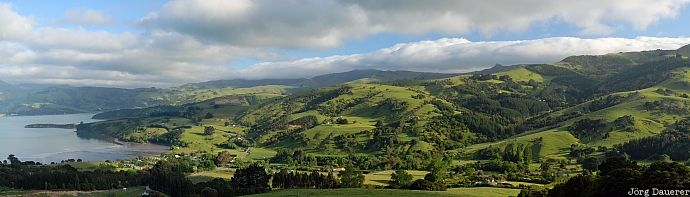 Banks Peninsula, Canterbury, New Zealand