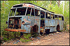 Wreck of a Bus