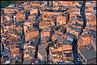 Caltabellotta, ITA, Italy, Agrigento, houses, maze, morning light, pattern, Province of Agrigento, Sicily