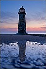 Point of Ayr lighthouse