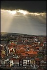 Clouds above Whitby