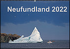 Photo Calendar Neufundland (Newfoundland)